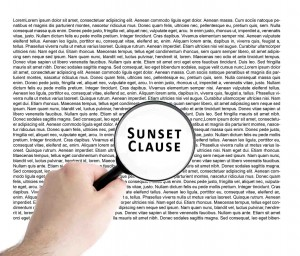 legal-sunset-clause-contract-off-the-plan-writing-300x256