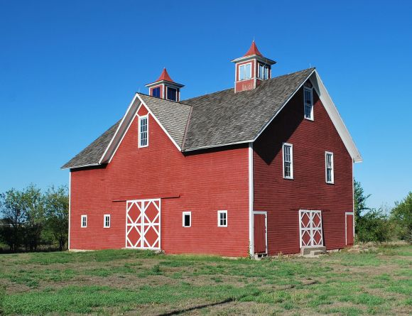 William_Turner_Barn